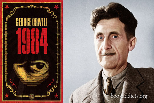 1984 by George Orwell book review | Book Addicts