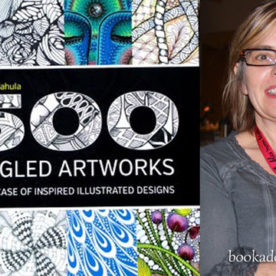 500 Tangled Artworks by Beckah Krahula book review | Book Addicts