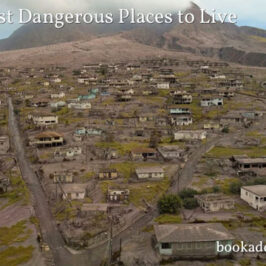 70 Most Dangerous Places to Live 2016 series review | Book Addicts