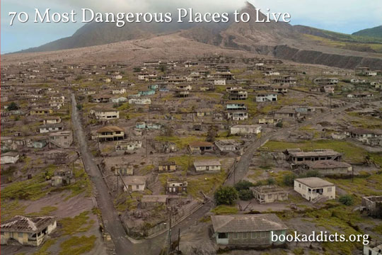 72 Most Dangerous Places to Live 2016 series