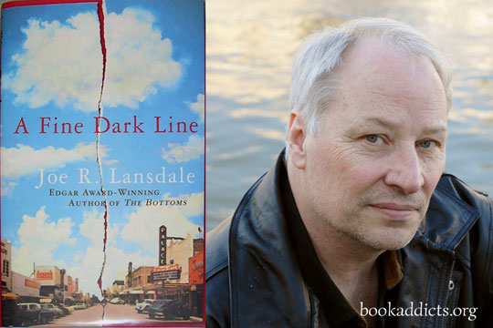 A Fine Dark Line by Joe Lansdale