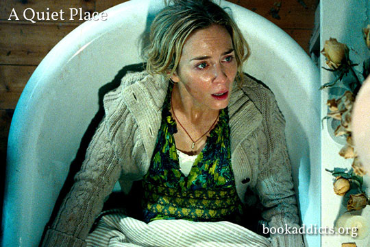 A Quiet Place 2018 film review | Book Addicts
