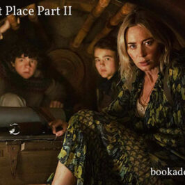 A Quiet Place Part II 2021 film review | Book Addicts