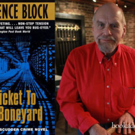 A Ticket to the Boneyard by Lawrence Block book review | Book Addicts