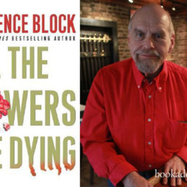 All the Flowers are Dying by Lawrence Block book review   Book Addicts