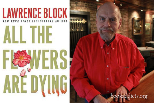 All the Flowers are Dying by Lawrence Block book review | Book Addicts
