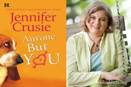 Anyone But You by Jennifer Crusie book review | Book Addicts