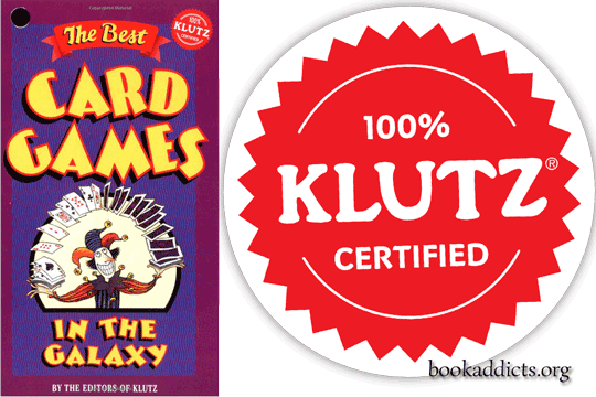 Best Card Games in the Galaxy by Klutz Press