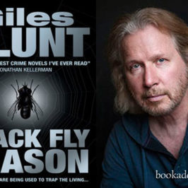 Black Fly Season by Giles Blunt book review | Book Addicts