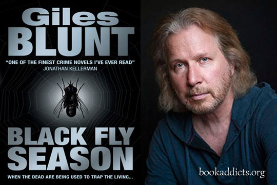 Black Fly Season by Giles Blunt