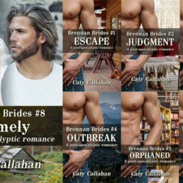 Brennan Brides 8 Homely by Caty Callahan book review | Book Addicts
