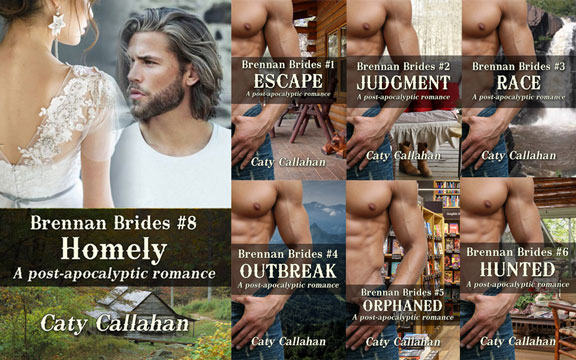 Brennan Brides 8 Homely by Caty Callahan