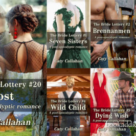 The Bride Lottery 20 Lost by Caty Callahan book review | Book Addicts