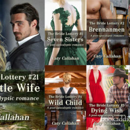 Bride Lottery 21 The Little Wife by Caty Callahan book review | Book Addicts