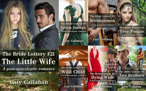 Bride Lottery 21: The Little Wife by Caty Callahan