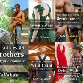 Bride Lottery 6 Two Brothers by Caty Callahan book review | Book Addicts