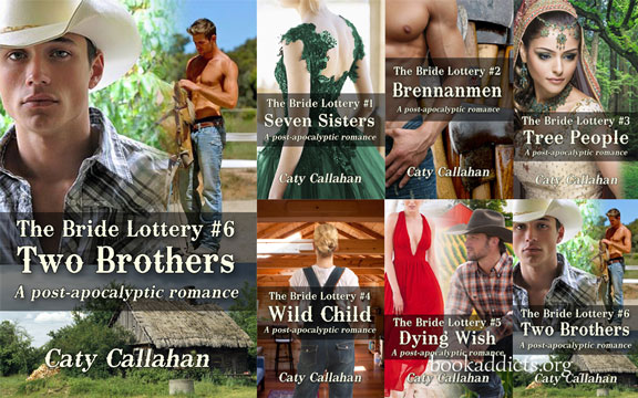 Bride Lottery 6: Two Brothers by Caty Callahan