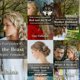 Bride Lottery Fairytales 5 Beauty and the Beast by Caty Callahan book review | Book Addicts