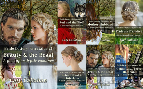 Bride Lottery Fairytales 5: Beauty and the Beast by Caty Callahan