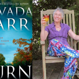Burn by Nevada Barr novel review | Book Addicts
