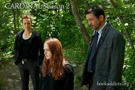 Cardinal Season 2 tv series review | Book Addicts
