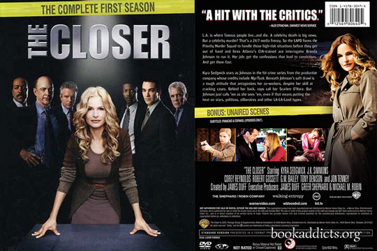 The Closer Season 1 film review | Book Addicts