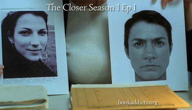 The Closer Season 1 Episode 1 Pilot film review | Book Addicts