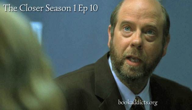 Closer Season 1 Episode 10 The Butler Did It film review | Book Addicts