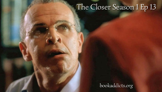 Closer Season 1 Episode 13 Standards and Practices film review | Book Addicts
