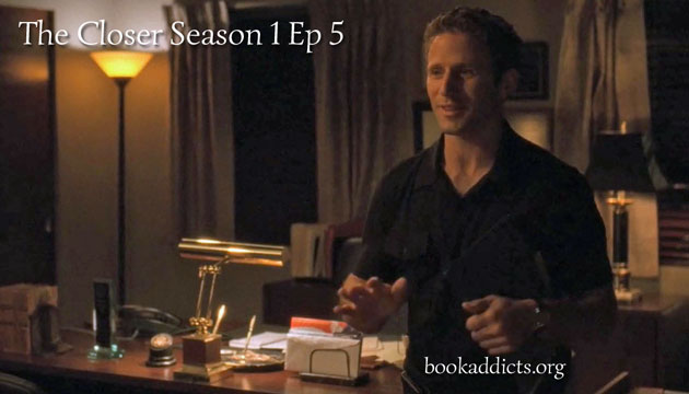 Closer Season 1 Episode 5 Flashpoint film review | Book Addicts