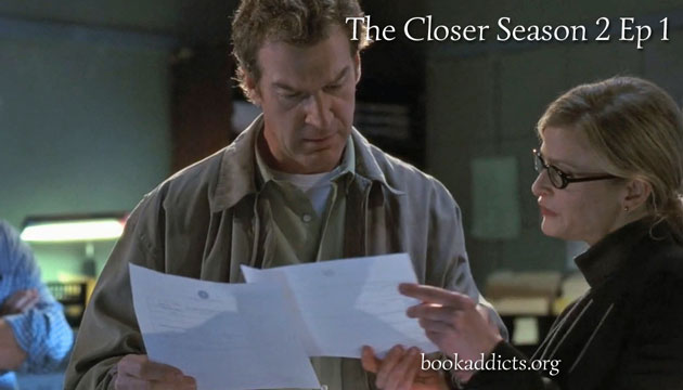 Closer Season 2 Episode 1 Blue Blood film review | Book Addicts