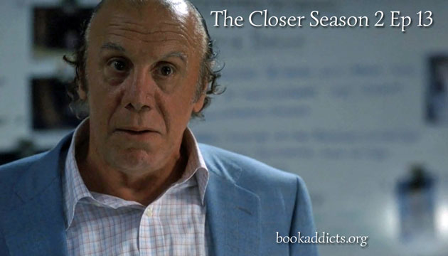 Closer Season 2 Episode 13 Overkill film review | Book Addicts