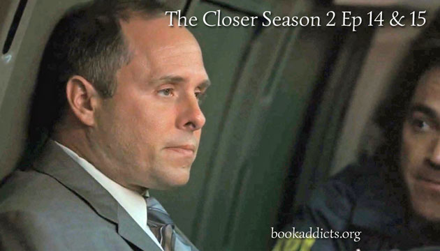 Closer Season 2 Episodes 14 and 15 Serving the King film review | Book Addicts
