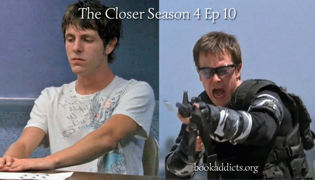 Closer Season 4 Episode 10 Time Bomb film review | Book Addicts