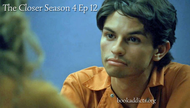 Closer Season 4 Episode 12 Junk in the Trunk film review | Book Addicts
