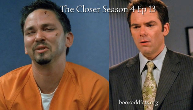Closer Season 4 Episodes 13 Power of Attorney film review | Book Addicts