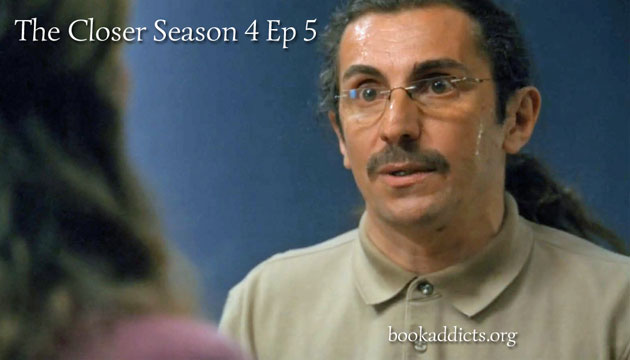 Closer Season 4 Episode 5 Dial M for Provenza film review | Book Addicts