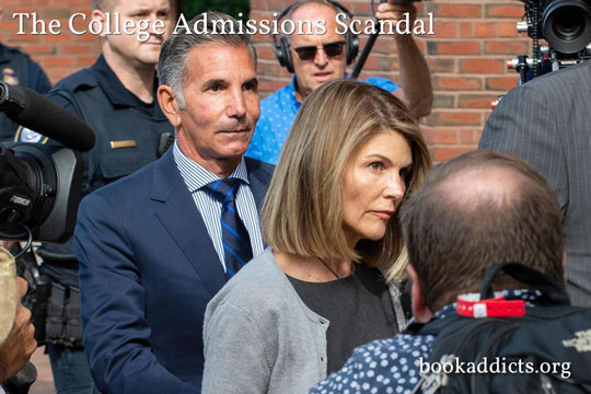 College Admissions Scandal 2021 film