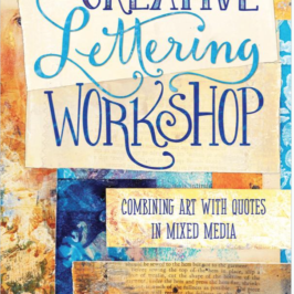Creative Lettering Workshop by Lesley Riley book review | Book Addicts