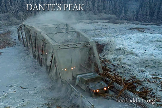 Dante's Peak film review | Book Addicts