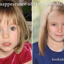 Madeleine McCann at age 3 (left) and photo aged to 9 (right) | Book Addicts