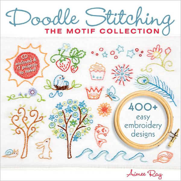 Doodle Stitching by Aimee Ray book review | Book Addicts