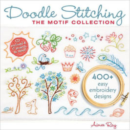 Doodle Stitching the Motif Collection by Aimee Ray book review | Book Addicts