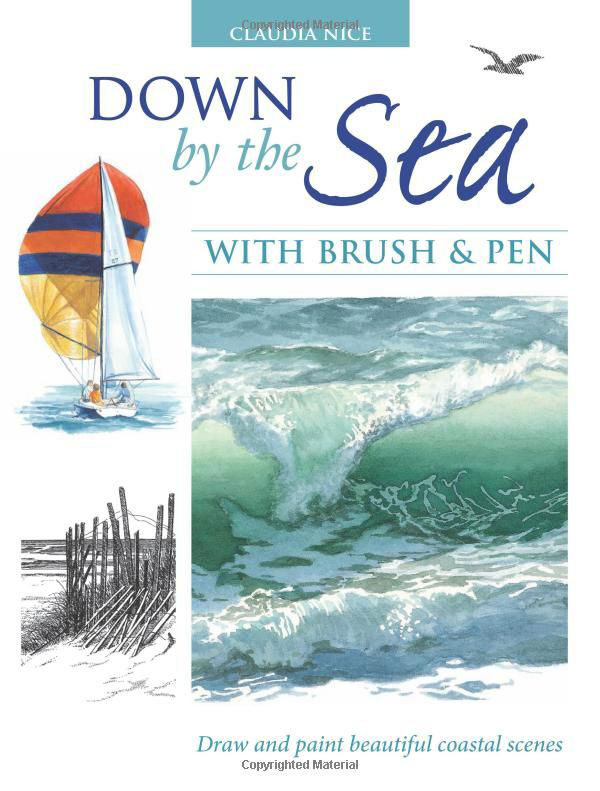 Down by the Sea by Claudia Nice book review   Book Addicts