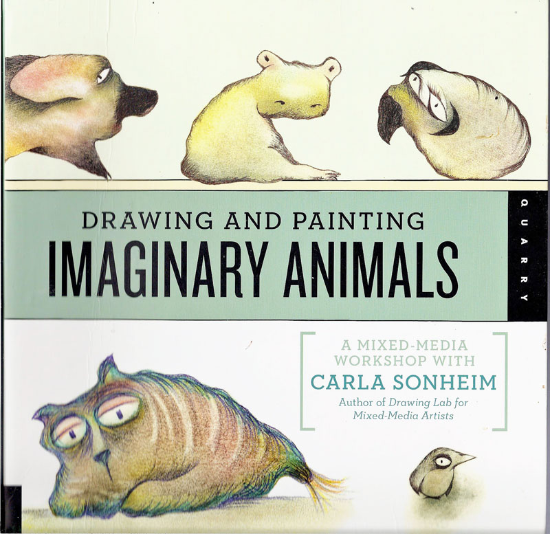 Drawing and Painting Imaginary Animals book review | Book Addicts