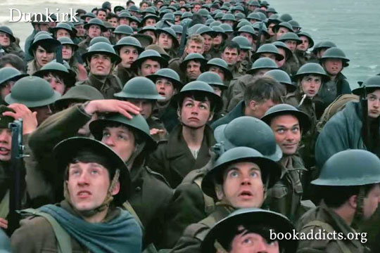 Dunkirk 2017 film review | Book Addicts