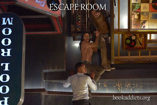 Escape Room film review | Book Addicts