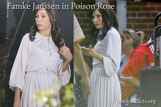 Famke Janssen in 2019 Poison Rose has clearly had extensive plastic surgery | Book Addicts