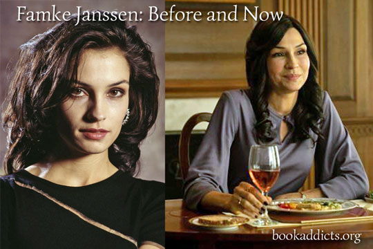 Famke Janssen before and now | Book Addicts