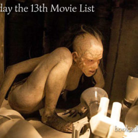 Happy Friday the 13th Movie List   Book Addicts